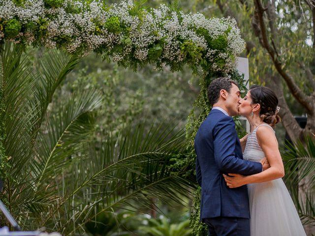 La boda de Montse y Carlos