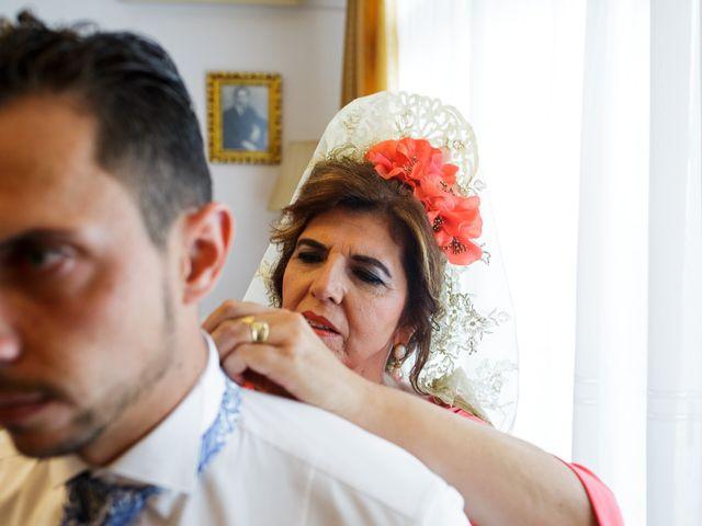 La boda de Victor y Maleni en Arroyo De San Servan, Badajoz 10