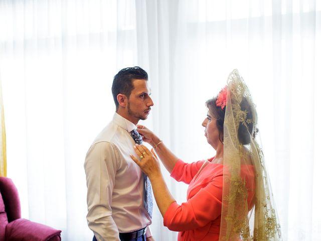 La boda de Victor y Maleni en Arroyo De San Servan, Badajoz 11