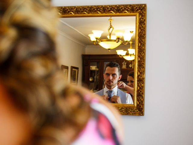 La boda de Victor y Maleni en Arroyo De San Servan, Badajoz 13