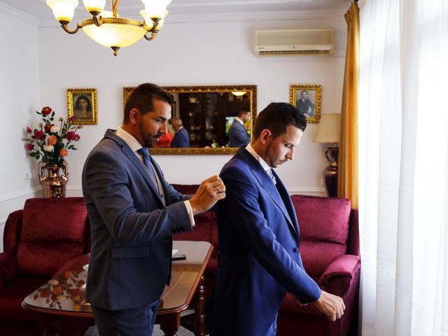 La boda de Victor y Maleni en Arroyo De San Servan, Badajoz 15