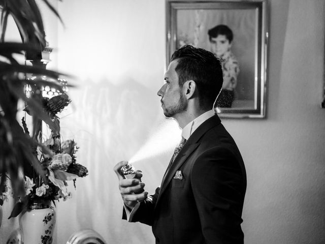 La boda de Victor y Maleni en Arroyo De San Servan, Badajoz 18