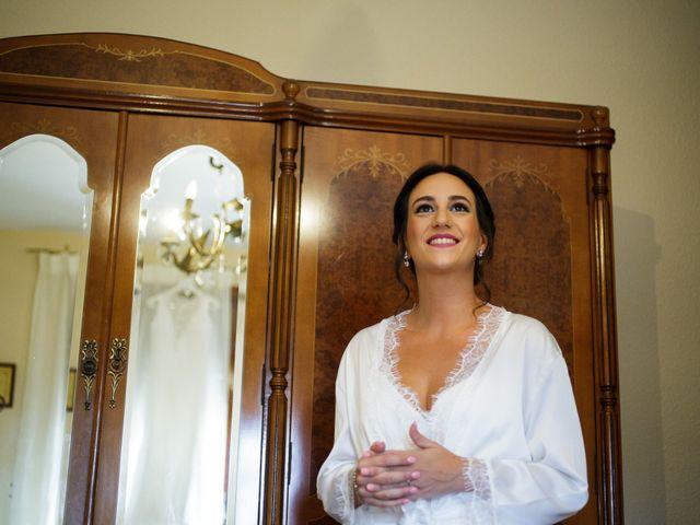La boda de Victor y Maleni en Arroyo De San Servan, Badajoz 19