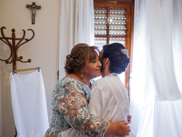 La boda de Victor y Maleni en Arroyo De San Servan, Badajoz 25