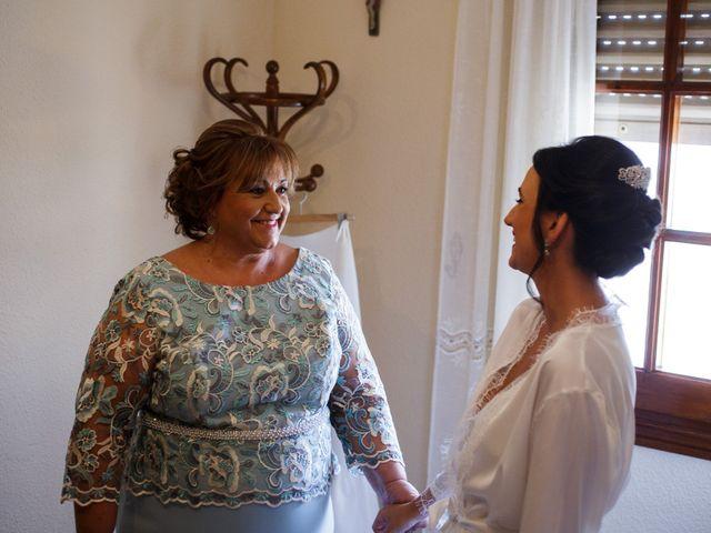 La boda de Victor y Maleni en Arroyo De San Servan, Badajoz 26