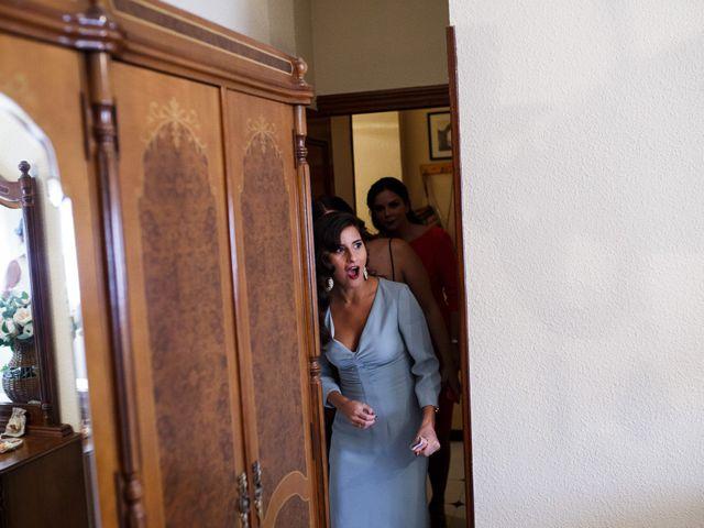 La boda de Victor y Maleni en Arroyo De San Servan, Badajoz 27
