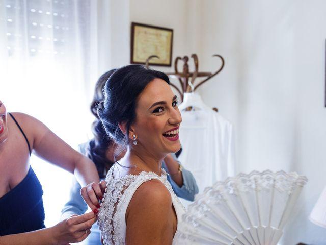 La boda de Victor y Maleni en Arroyo De San Servan, Badajoz 29