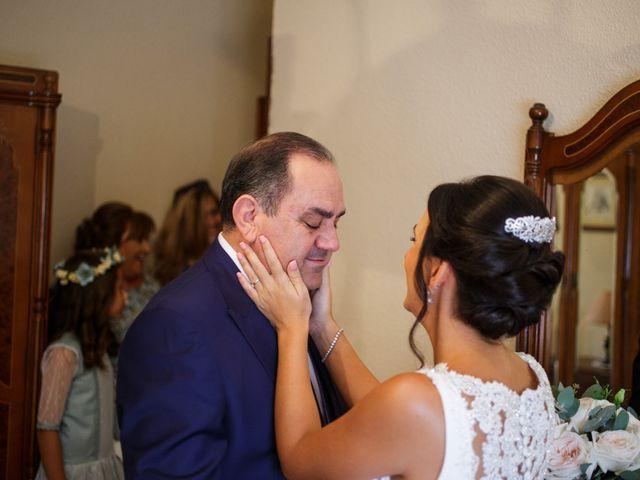 La boda de Victor y Maleni en Arroyo De San Servan, Badajoz 32
