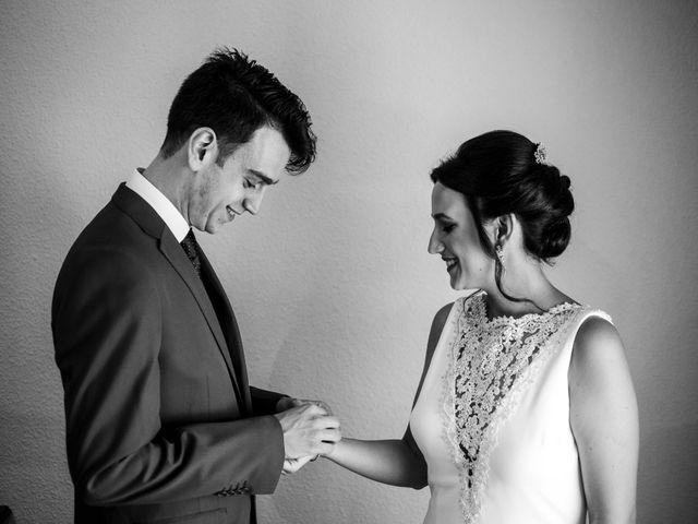 La boda de Victor y Maleni en Arroyo De San Servan, Badajoz 33