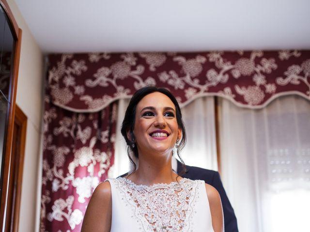 La boda de Victor y Maleni en Arroyo De San Servan, Badajoz 35