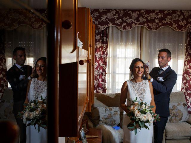 La boda de Victor y Maleni en Arroyo De San Servan, Badajoz 36