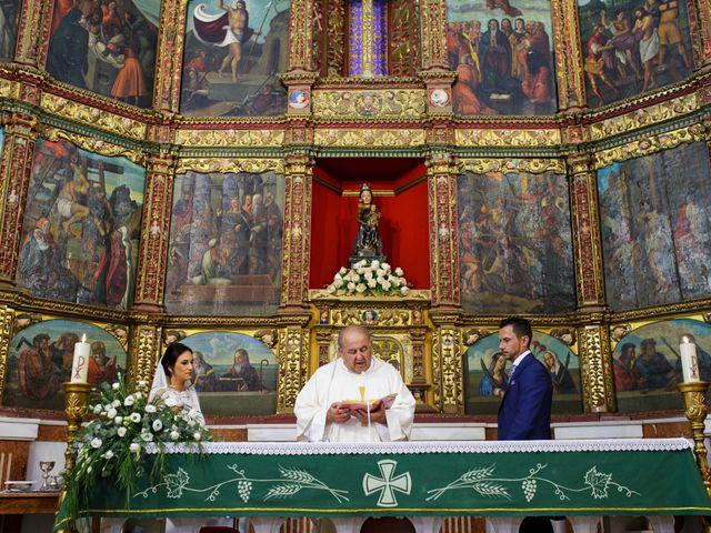 La boda de Victor y Maleni en Arroyo De San Servan, Badajoz 44