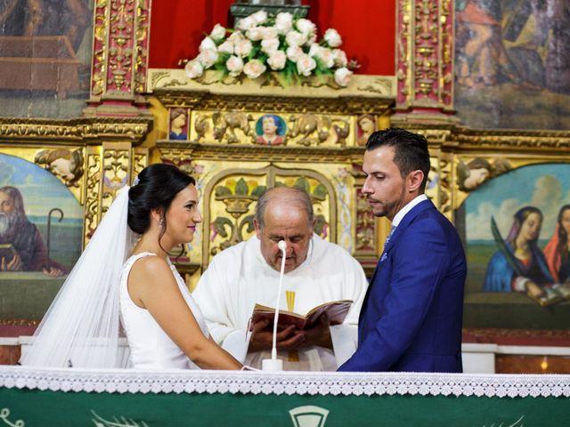 La boda de Victor y Maleni en Arroyo De San Servan, Badajoz 46