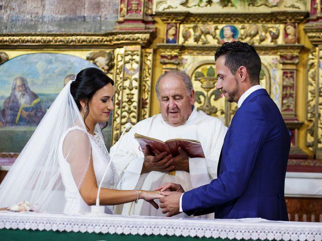La boda de Victor y Maleni en Arroyo De San Servan, Badajoz 47