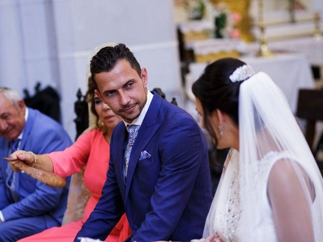 La boda de Victor y Maleni en Arroyo De San Servan, Badajoz 49