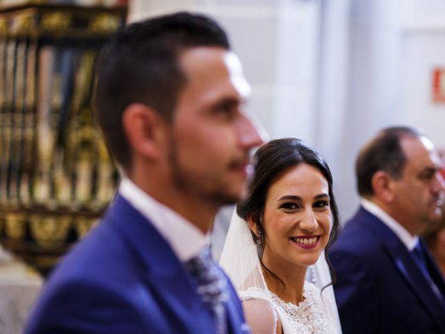 La boda de Victor y Maleni en Arroyo De San Servan, Badajoz 50