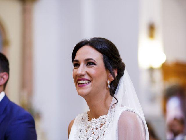 La boda de Victor y Maleni en Arroyo De San Servan, Badajoz 53
