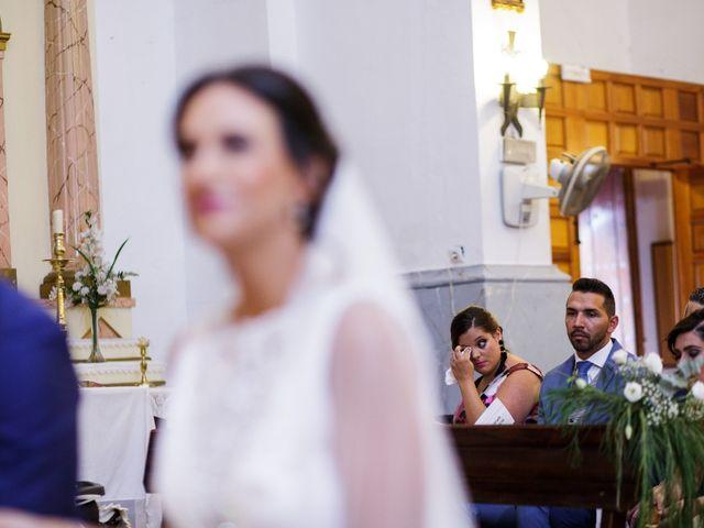 La boda de Victor y Maleni en Arroyo De San Servan, Badajoz 54