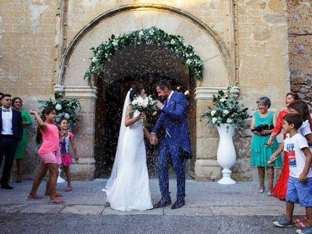 La boda de Victor y Maleni en Arroyo De San Servan, Badajoz 55