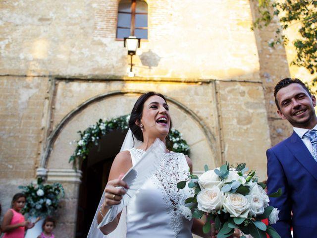 La boda de Victor y Maleni en Arroyo De San Servan, Badajoz 57
