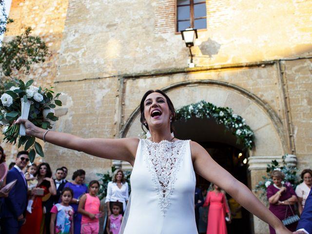 La boda de Victor y Maleni en Arroyo De San Servan, Badajoz 58