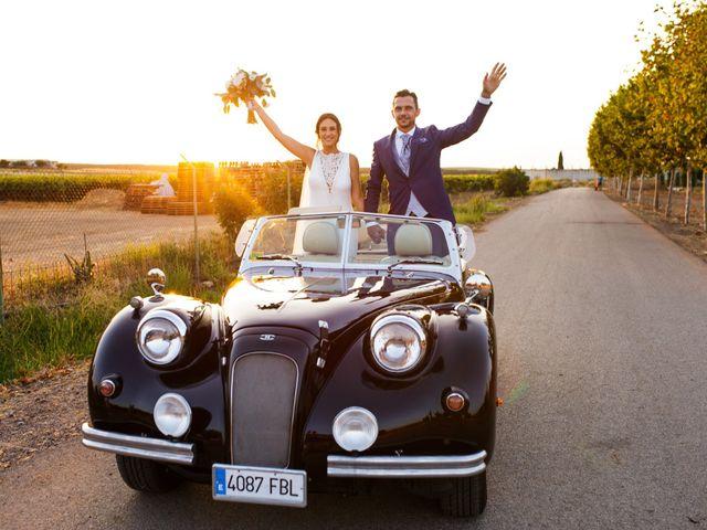 La boda de Victor y Maleni en Arroyo De San Servan, Badajoz 59
