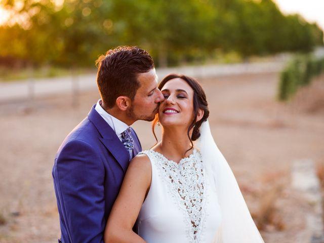 La boda de Victor y Maleni en Arroyo De San Servan, Badajoz 62