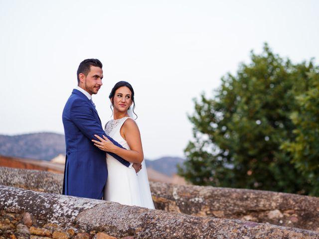 La boda de Victor y Maleni en Arroyo De San Servan, Badajoz 63