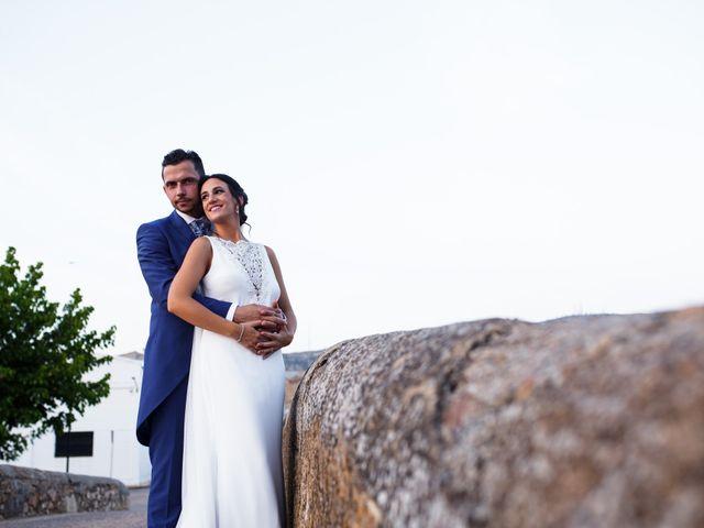 La boda de Victor y Maleni en Arroyo De San Servan, Badajoz 65
