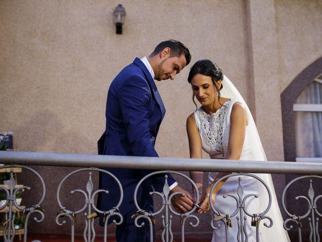 La boda de Victor y Maleni en Arroyo De San Servan, Badajoz 66