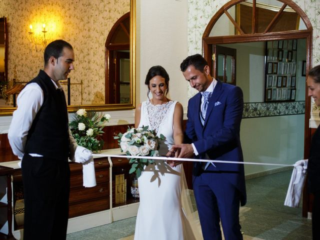 La boda de Victor y Maleni en Arroyo De San Servan, Badajoz 68