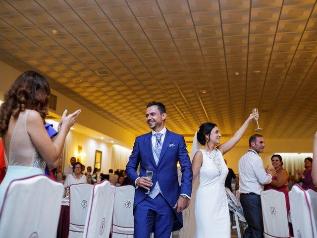 La boda de Victor y Maleni en Arroyo De San Servan, Badajoz 72