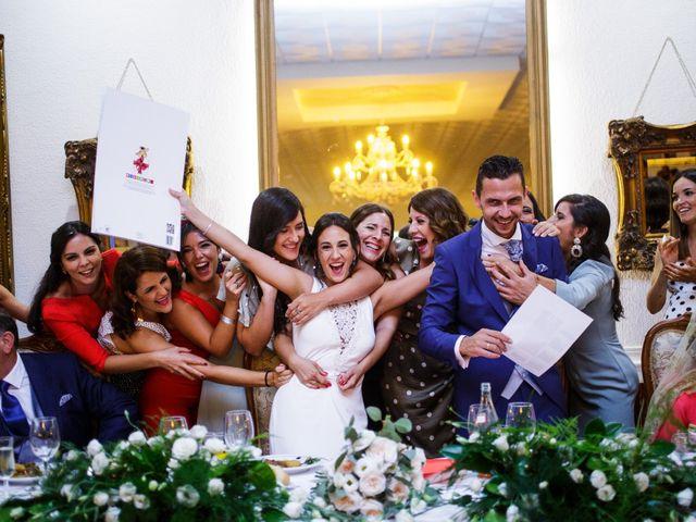 La boda de Victor y Maleni en Arroyo De San Servan, Badajoz 73