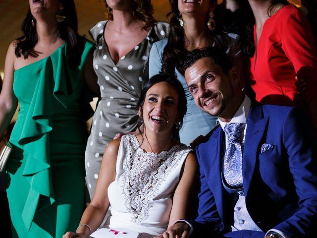 La boda de Victor y Maleni en Arroyo De San Servan, Badajoz 74