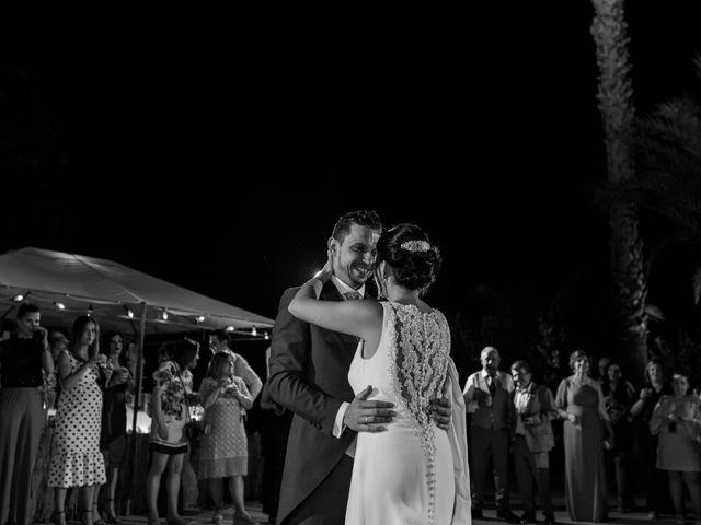 La boda de Victor y Maleni en Arroyo De San Servan, Badajoz 80
