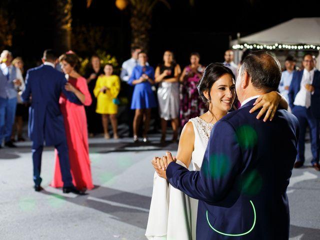 La boda de Victor y Maleni en Arroyo De San Servan, Badajoz 82