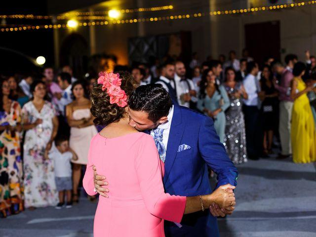 La boda de Victor y Maleni en Arroyo De San Servan, Badajoz 83