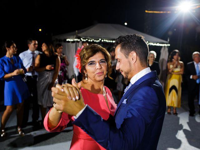 La boda de Victor y Maleni en Arroyo De San Servan, Badajoz 84