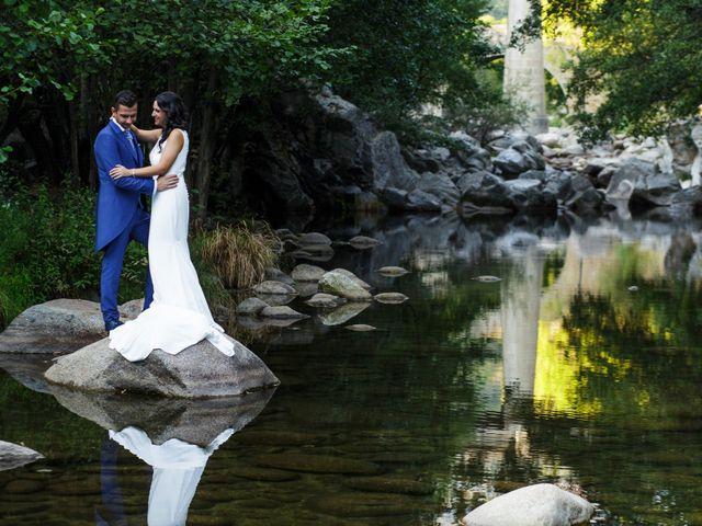 La boda de Victor y Maleni en Arroyo De San Servan, Badajoz 92