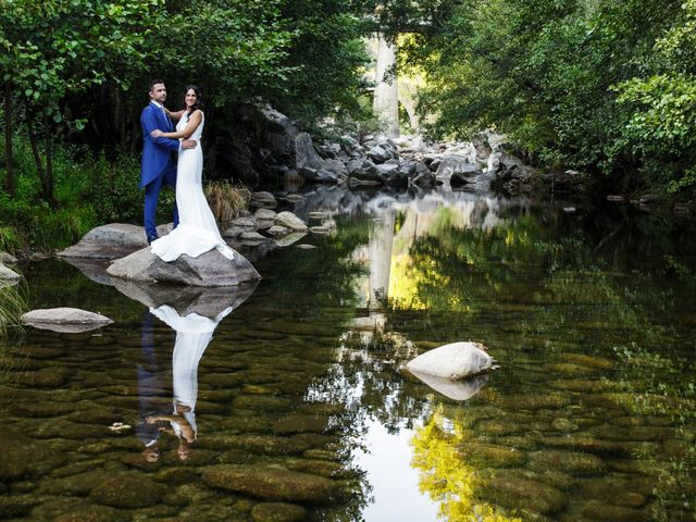 La boda de Victor y Maleni en Arroyo De San Servan, Badajoz 93