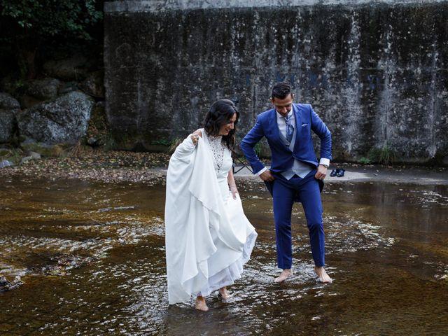 La boda de Victor y Maleni en Arroyo De San Servan, Badajoz 94