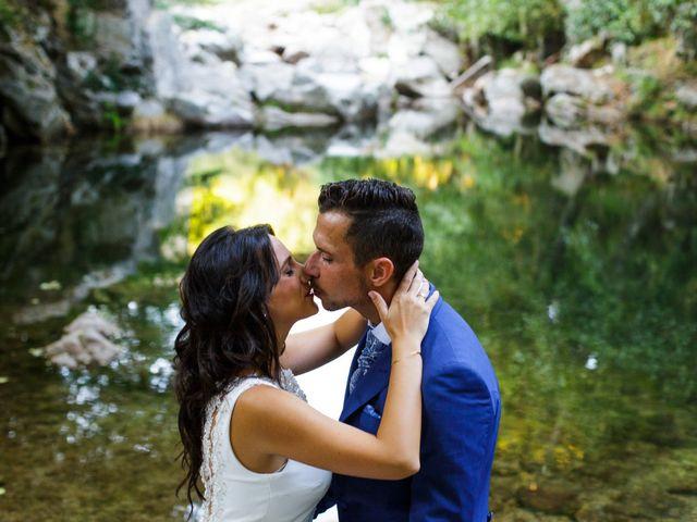 La boda de Victor y Maleni en Arroyo De San Servan, Badajoz 95