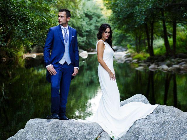 La boda de Victor y Maleni en Arroyo De San Servan, Badajoz 104
