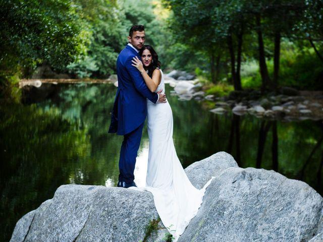 La boda de Victor y Maleni en Arroyo De San Servan, Badajoz 105