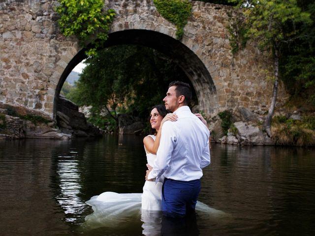 La boda de Maleni y Victor