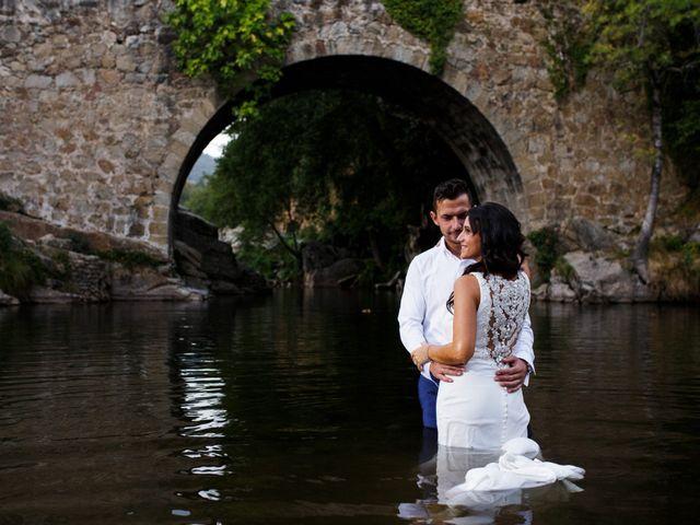 La boda de Victor y Maleni en Arroyo De San Servan, Badajoz 107