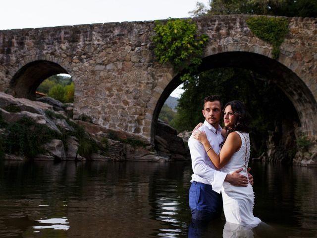 La boda de Victor y Maleni en Arroyo De San Servan, Badajoz 109