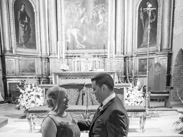 La boda de Jesús y Rosa en Sevilla, Sevilla 25