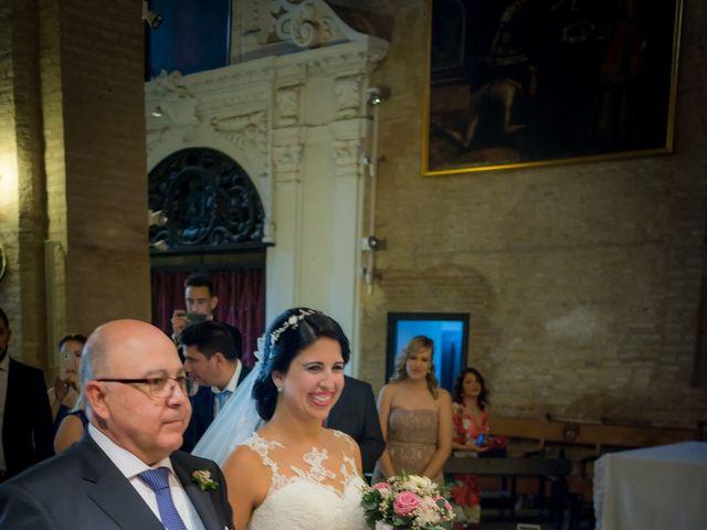 La boda de Jesús y Rosa en Sevilla, Sevilla 28