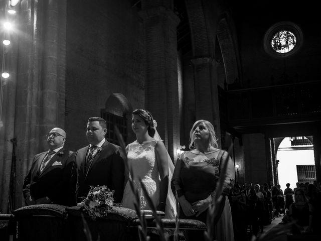 La boda de Jesús y Rosa en Sevilla, Sevilla 30